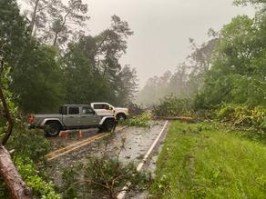 États-Unis : découvrez les images des tornades