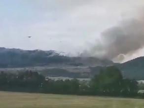 Aveyron : 50 hectares ravagés par un incendie