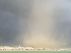 5 blessés après une tornade en Italie