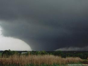 Il y a 22 ans, 66 tornades et des vents à 484 km/h en Oklahoma