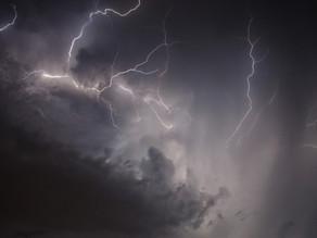 Violents orages : la Nouvelle-Calédonie en vigilance orange
