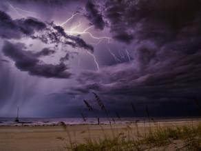 Violents orages attendus : le Sud-Est en alerte