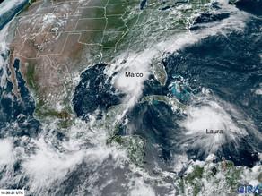 États-Unis : 2 ouragans vont toucher la même région