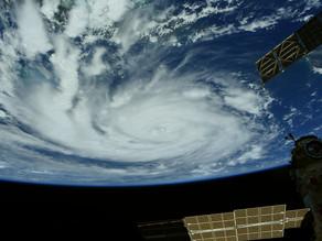 Images. L'ouragan Ida photographié depuis l'espace