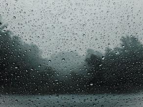 1 mois de pluie en 24h attendu dans le Centre-Est