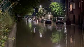 Images. Beauvais sous les eaux, 1000 interventions des secours