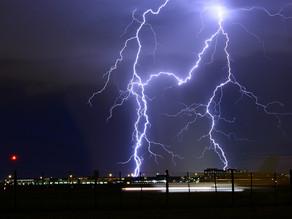 Après la chaleur, des orages parfois violents