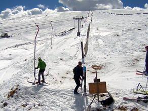 Angleterre : une station de ski rouvre... un 5 mai !