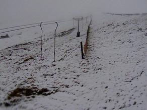 La neige a fait son retour en Angleterre !