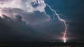 Le défi fou d'un réalisateur de tourner un film avec de vrais orages