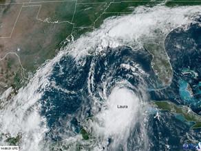 Laura va devenir un ouragan        «majeur»