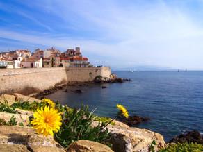 Chaleur exceptionnelle sur la Côte d'Azur ce lundi