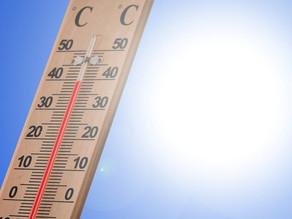 Jusqu'à 37°C attendus : une chaleur «remarquable»