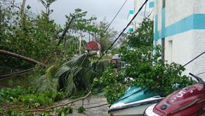 Images. Oman balayé par un cyclone historique, plusieurs victimes