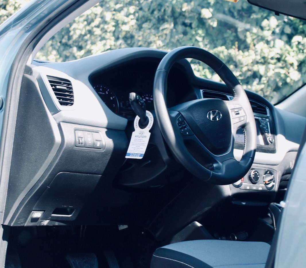 Hyundai I20..