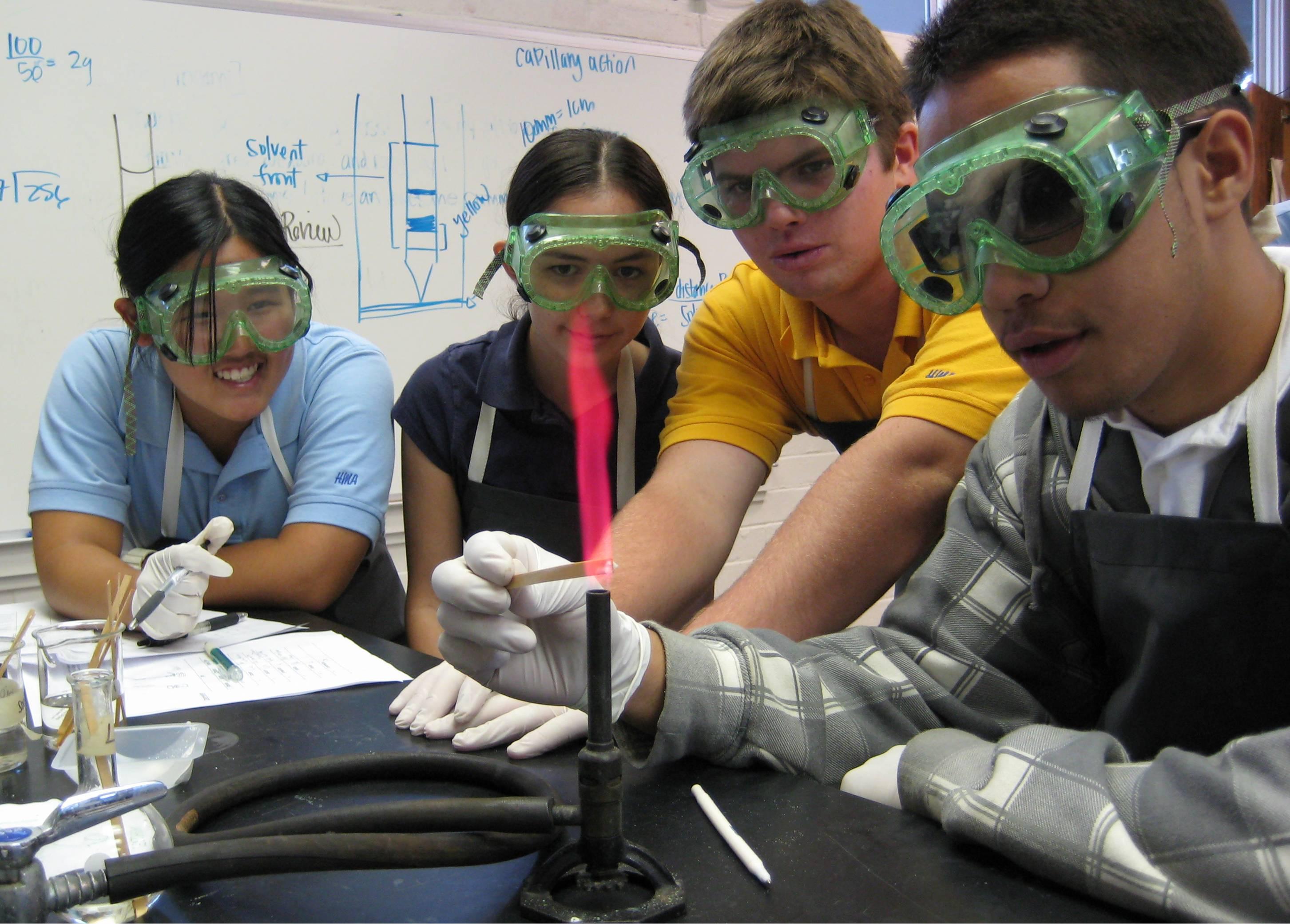 Science/Chemistry
