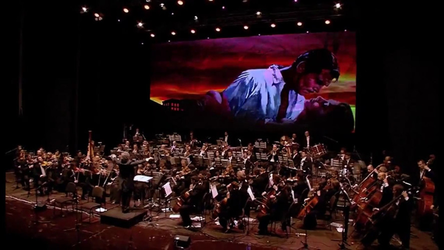 Cinematology at Arena di Verona