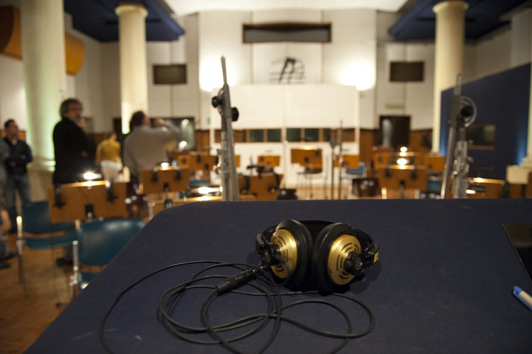 Studio A - Live Room
