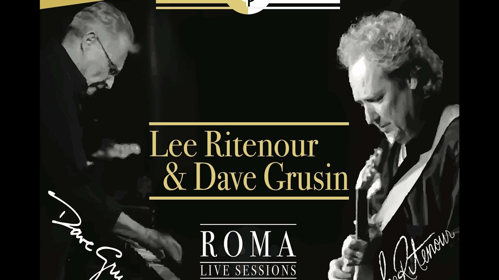 Lee Ritenour & Dave Grusin live at Forum Studios