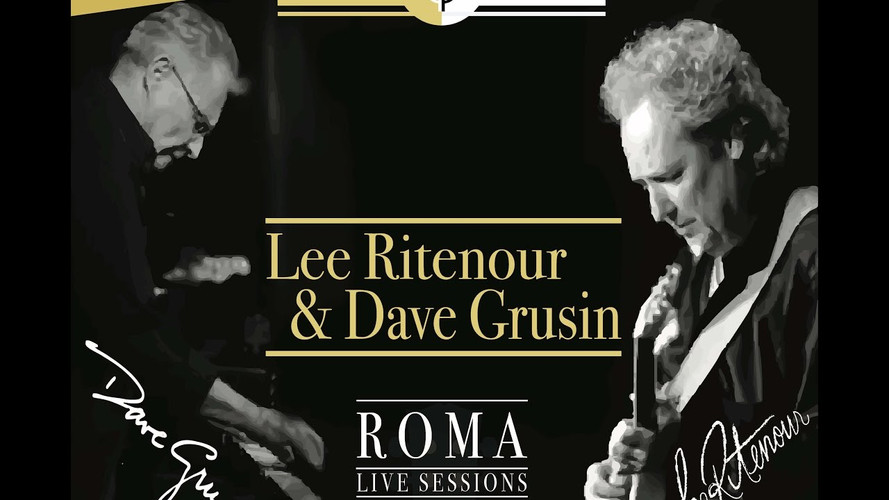 Lee Ritenour & Dave Grusin live at Forum Studios