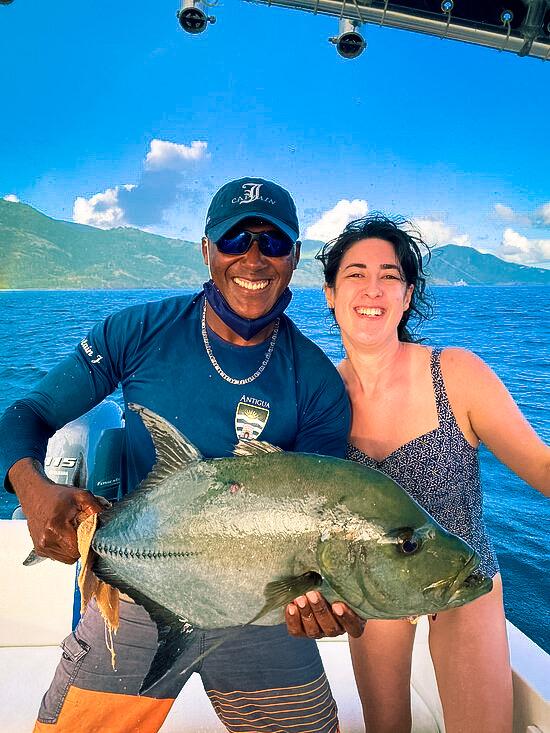 Amazing Catch!