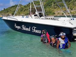 Ready to Snorkel!