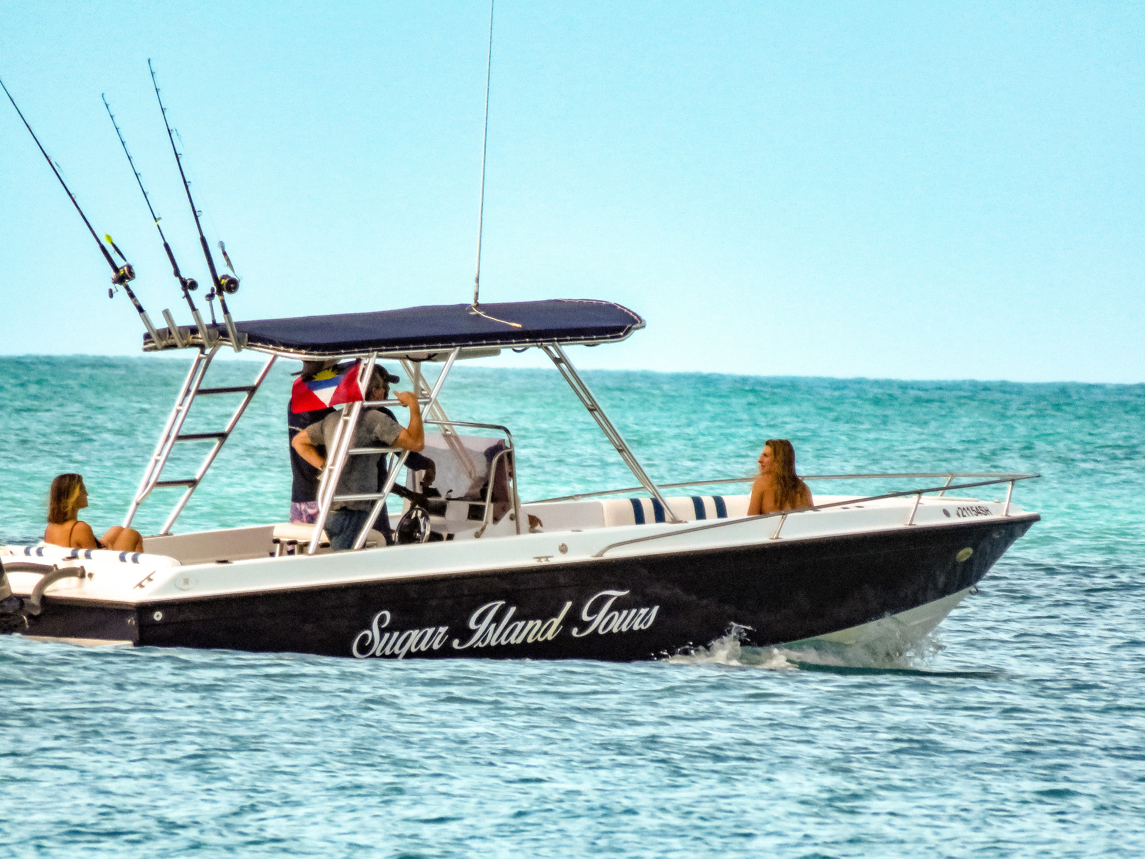 My boat Jade!
