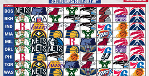 NBA Return Schedule Released!