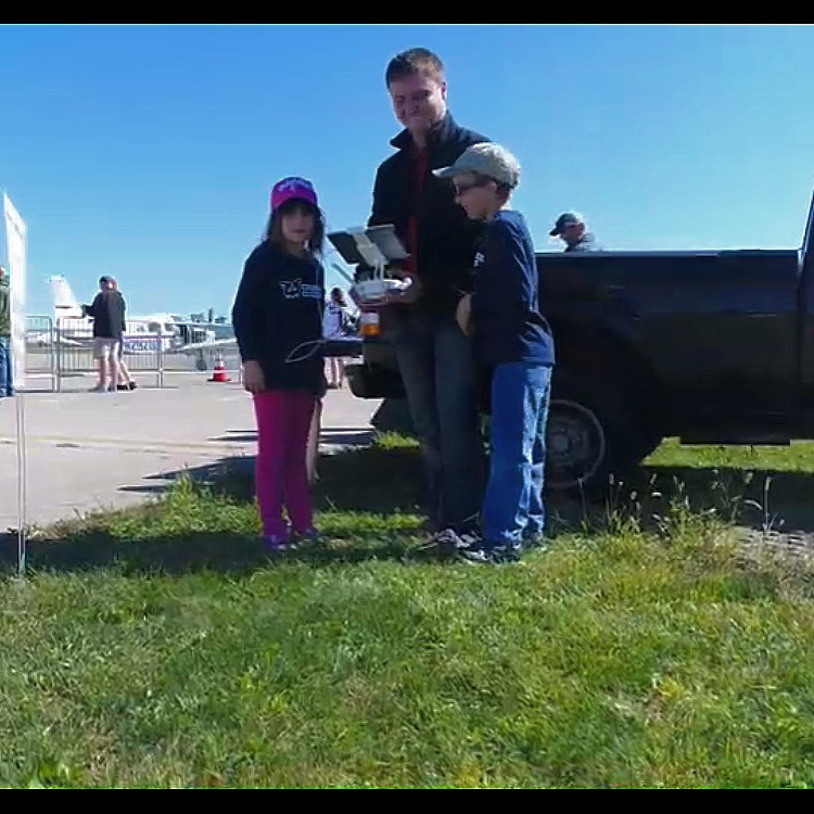 Community Outreach: Greenwood Airport Day 2017