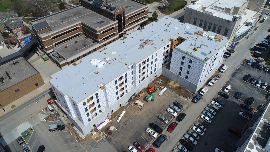 4 Reasons to Start Using UAS (drones) On Construction Sites.