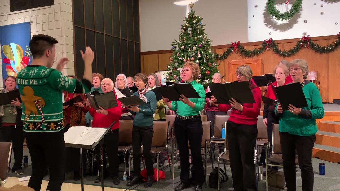 UU Christmas Eve Service