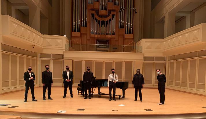 Indiana University Bloomington Conducting Cohort