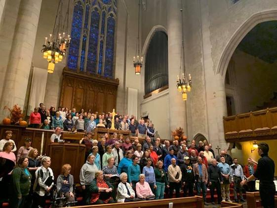Kalamazoo Community Choral Concert