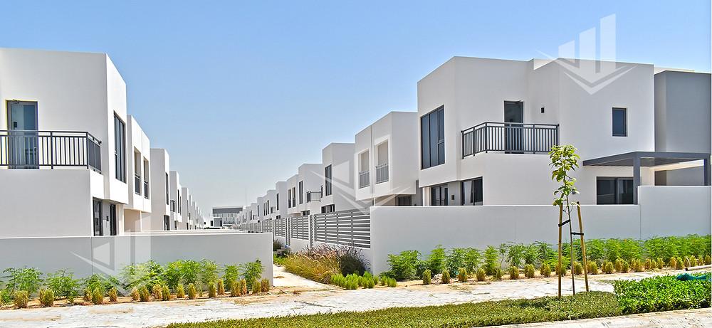 Maple 3 Townhouses at Dubai Hills