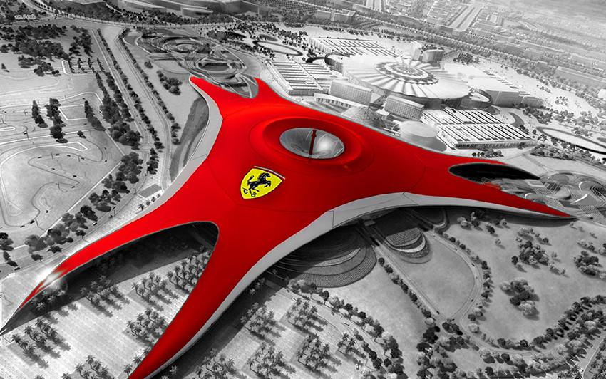 Client: BeSix Location: Abu Dhabi, UAE Architect: Benoy