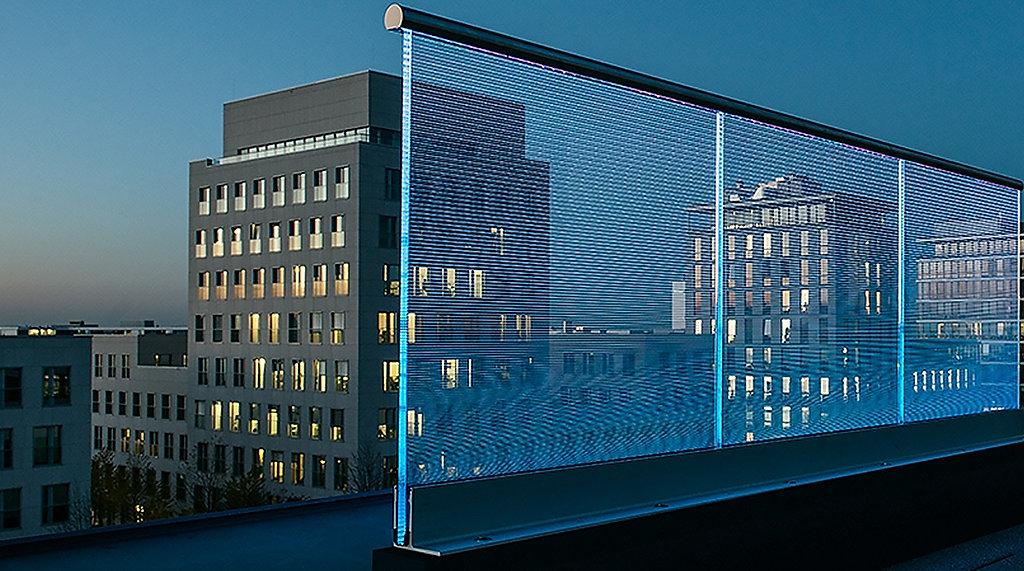 Curtain wall companies in dubai