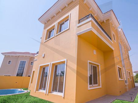 The Villa in DUBAI LAND Project
