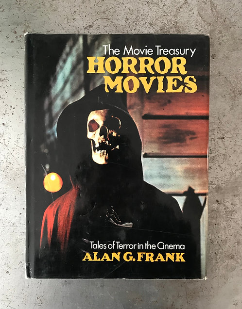 The Movie Treasury - Horror Movies