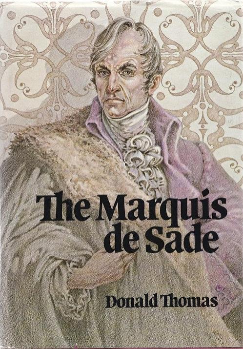 The Marquis de Sade -Donald Thomas
