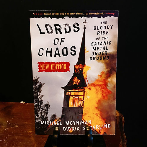 LORDS OF CHAOS - The bloody rise of the Satanic Metal Underground
