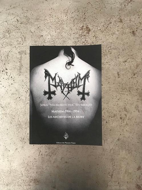 Mayhem - Les archives de la mort (french version)