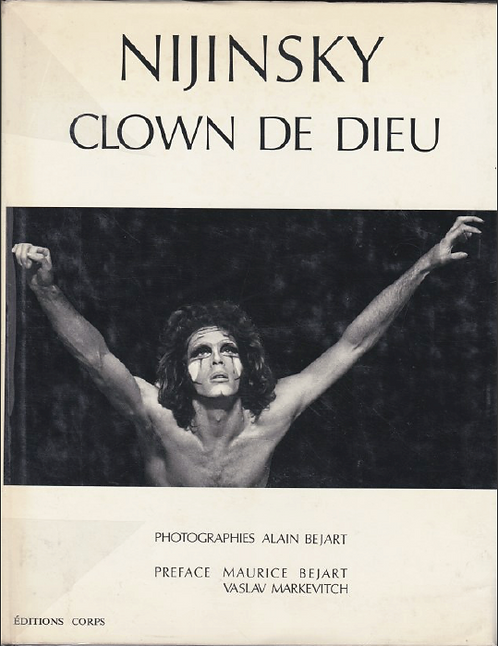 Ninjinsky: Clown de Dieu
