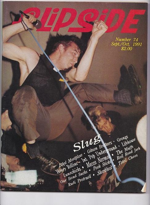 Flipside magazine #74