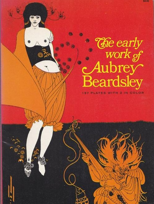 The early work of Aubrey Beardsley