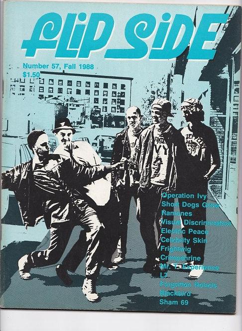 Flipside magazine # 57
