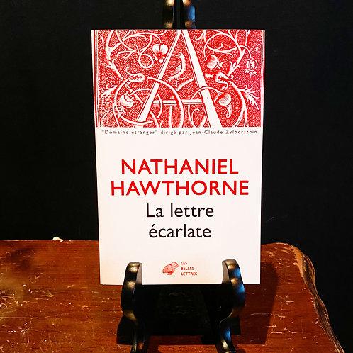 La lettre écarlatte - Nathaniel Hawthorne