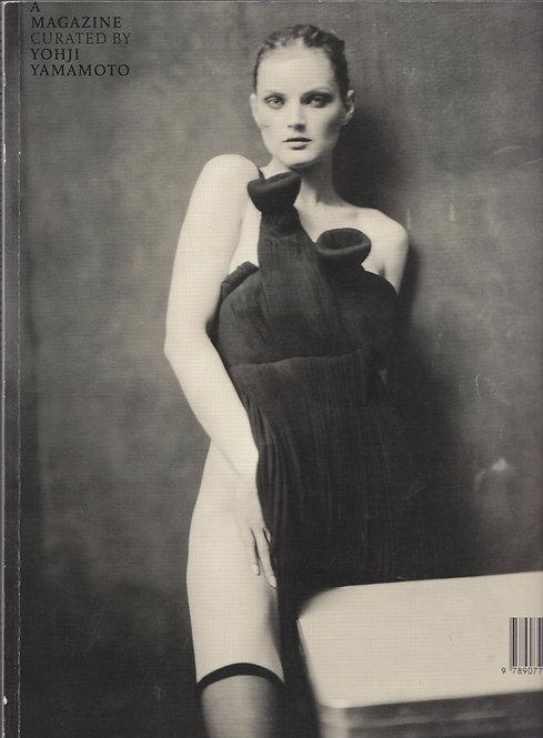 A Magazine Curated by Yohji Yamamoto