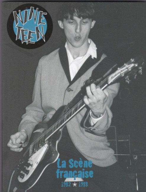 NINETEEN: La scène française 1982- 1988