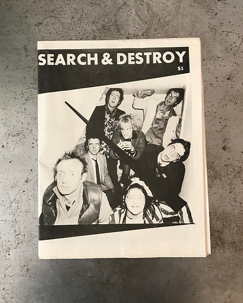 SEARCH & DESTROY #11 - 1979