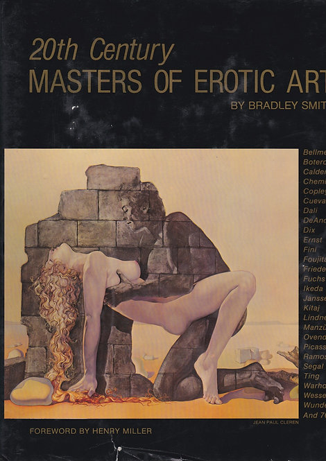 20th Century Masters of Erotic Art